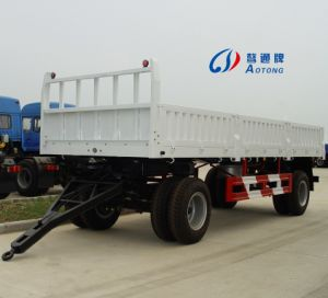 High Wall Truck Semi Trailers Side Wall Truck Trailer pictures & photos