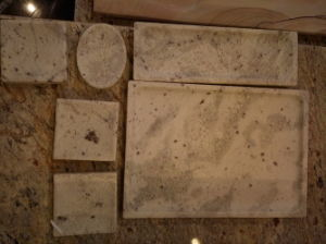 Stone Art Article Gift Bathroom Accessories Products Stone Soap Dish pictures & photos
