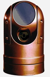 Outdoor Thermal Laser PTZ HD 4k 3840 X 2160@30fps Camera with Upto 1km Detection pictures & photos