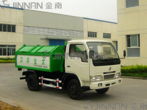 Garbage / Rubbish Truck (Carriage Dismountable) (XQX5040ZXX3)
