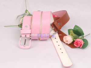 PU and Leather Belt (TUYE-012)
