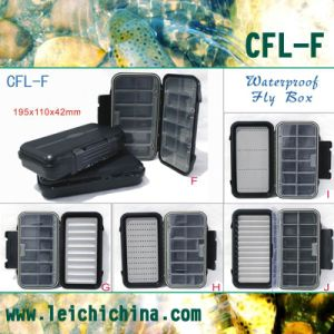 Compartment Waterproof Fly Fishing Box pictures & photos