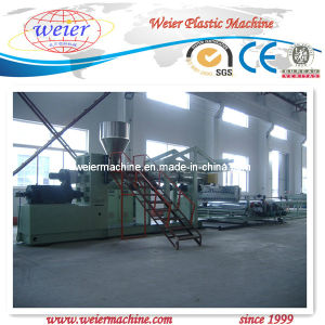 TPU Sheet Extrusion Line pictures & photos