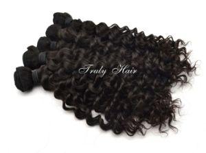 100% Philippine Hair Weft, Curly Hair