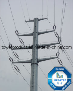 Double Circuit Transmission Line Tower (MGP-DC004)
