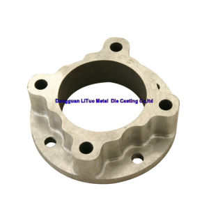 Aluminum CNC Machining Die Casting Metal Parts pictures & photos