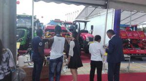 Aidi Brand 4WD Hst Diesel Engine Machine Boom Sprayer for Herbicide Vehicle pictures & photos