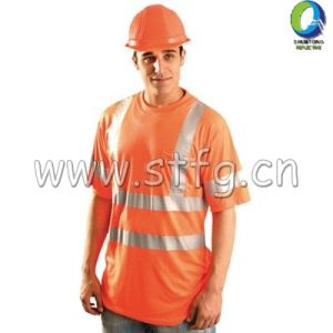 ANSI Reflective Safety T-Shirt (ST-T04)