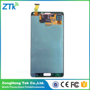 Original Mobile Phone LCD Touch Screen for Samsung Galaxy Note 4 pictures & photos