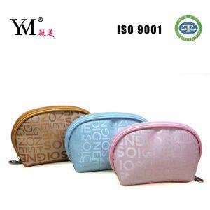 2014 Jacquard Cosmetic Bag Cheap Makeup Bag pictures & photos