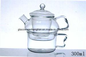 High Borosilicate Glass Pot (NRH-015) pictures & photos