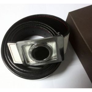 Top Quality Leather Belt with Ball Marker pictures & photos