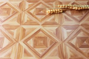 Parquet Style Laminate Flooring 819 pictures & photos