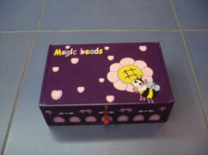 Wooden Toys - Magic beads(ZYYB)