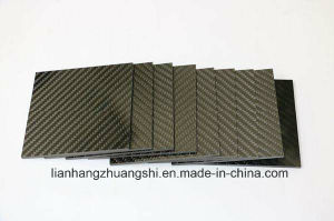 Carbon Fiber Plate Panel Sheet 3k Matte/Glossy pictures & photos