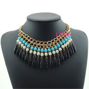 Wholesales High Quality Lady Fashion Necklace (AW249)