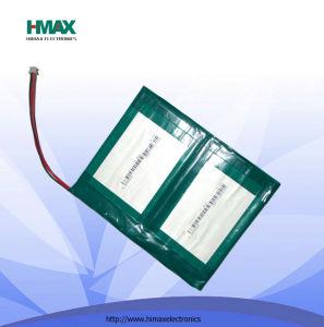 Tablet PC Battery- Li-ion Polymer 455585p 2000mAh 7.4V