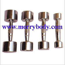 Chrome Dumbbell (LS-057)