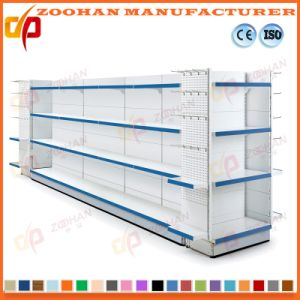 New Customized Supermarket Wooden Grocery Shelves (Zhs263) pictures & photos