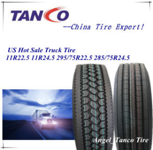 Commercial Truck Tire (11r22.5 11r24.5 295/75r22.5 285/75R24.5) pictures & photos