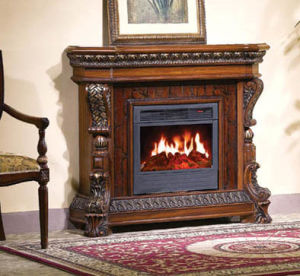 Electric Fireplace/Electric Fireplace Stove (615) pictures & photos