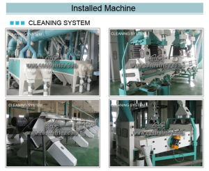 Good Quality Corn Flour Milling Machinery pictures & photos