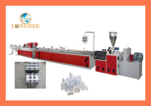 PVC Window Profile Production Line (LGP-P) pictures & photos