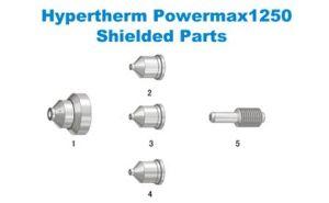 Hypertherm Powermax 1250 Parts