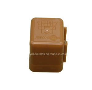 Injection Plastic Molding for Relay Housing (Japanese Car) pictures & photos