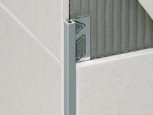 Square Shiny Silver Tile Trim pictures & photos