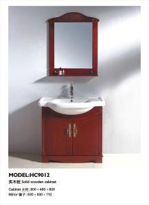 Wood Cabinet (HC9055)