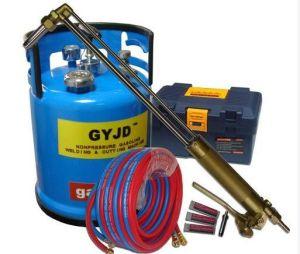 Non-Pressure Oxy-Gasoline Cutting Machine Flame Steel Cutting Machine