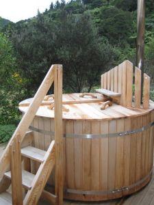 Red Cedar Wooden SPA (RWHA-5X3)