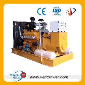 Gas Generator 10-1000kw pictures & photos
