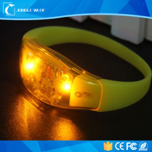 Concert Event Party Light up Flashing LED Bracelet pictures & photos