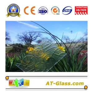 3mm~8mm Pattern Glass/Patterned Glass Used for Furniture Glass Building Glass pictures & photos