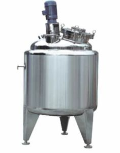 Sanitary Mixing Tank Made of Stainless Steel pictures & photos