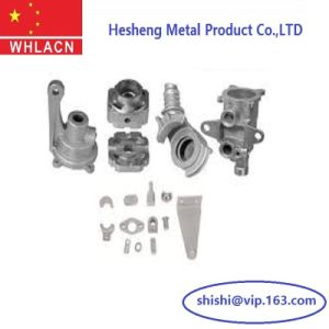Stainless Steel Railway Agriculture Machine Precision Casting pictures & photos