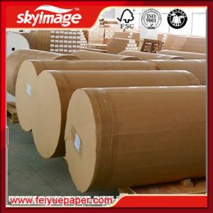 Fast Dry Anti-Curl 50GSM Sublimation Paper for Fashion Swimsuit, Swimwear pictures & photos