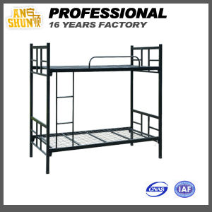 Bed Manufacturer, Factory Price Double Bunk Bed pictures & photos