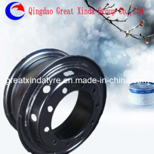 Truck Steel Wheel Rim (8.00-20, 7.50-20, 7.00-20) pictures & photos