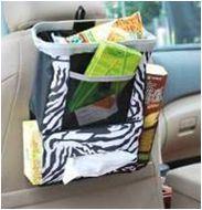 Easy Use Car Trunk Organizer Organizer Bag Tissue Bag