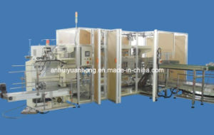 Automatic Packing Machine for Sanitary Towel (VFFS-Y7) pictures & photos