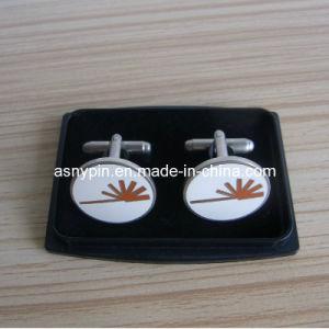 Custom Metal Cufflinks Pin (ASNY-MC-TM-112) pictures & photos