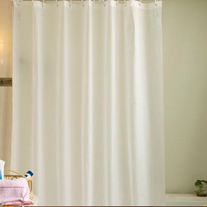 100% Polyester Shower Curtain with Waterproof (DPH7099) pictures & photos