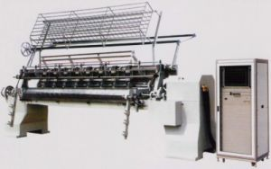 Computer-Control Shuttle Multi-Needle Quilting Machine (KW-C SERIES)