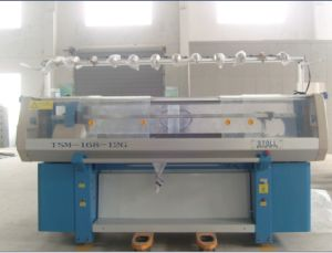52inches Single-System Computerized Flat Knitting Machine for Sweater (TSM-168) pictures & photos