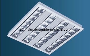 T5 Grid Lamp 4*14W, I-Shape Surface Light pictures & photos