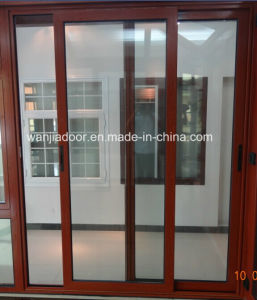 Luxury Entrance Doors (WJ-Alu-SD16)