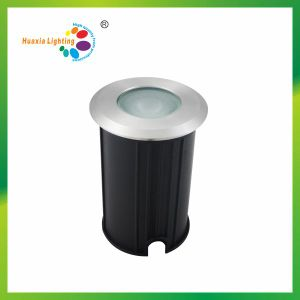 1W/3W Stainless Steel LED Underground Light pictures & photos